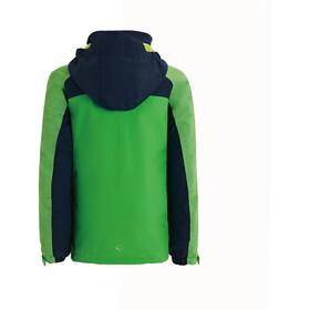 Regatta Hydrate III Jas Kinderen groen/blauw